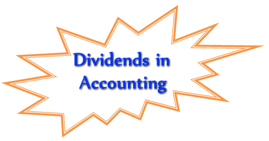 Dividends in Accounting