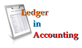 Ledger in Accounting