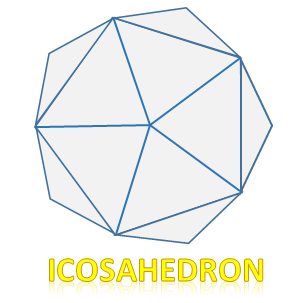 Icosahedron Diagram