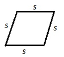 Rhombus Sides