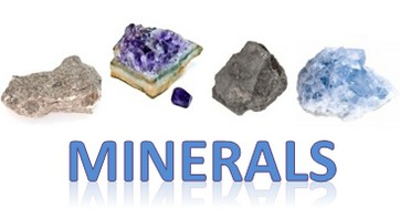 What are Minerals